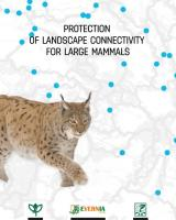 Protection of landscape connectivity for large mammals